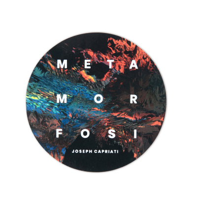Metamorfosi sticker