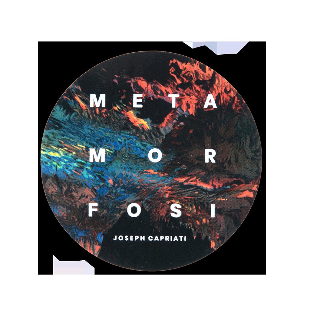 Adesivo Metamorfosi Joseph Capriati