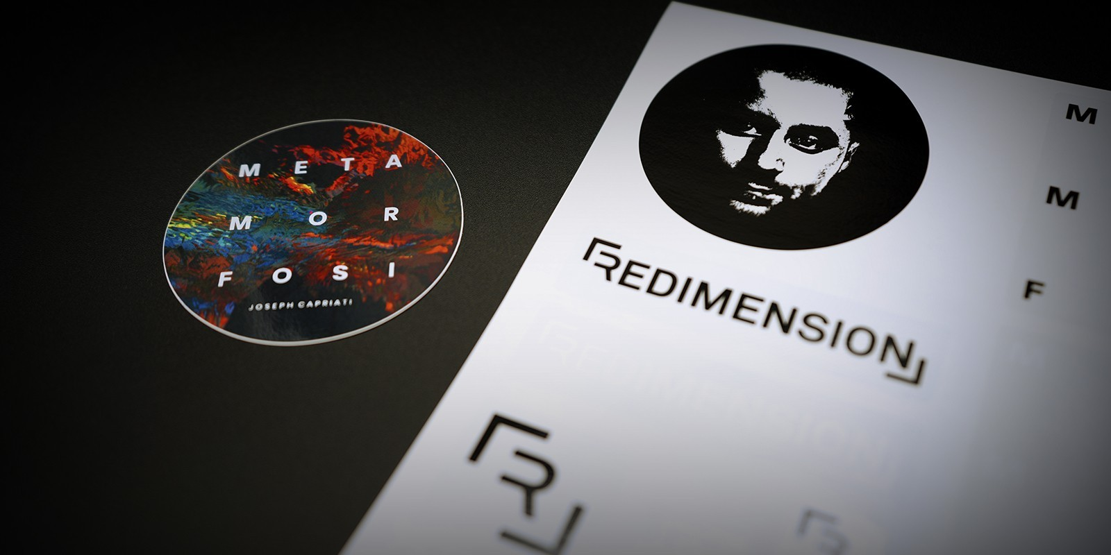 Stickers Redimension Joseph Capriati